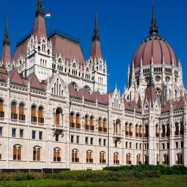 Parliament Building, Kossuth square, Budapest, Hungary
