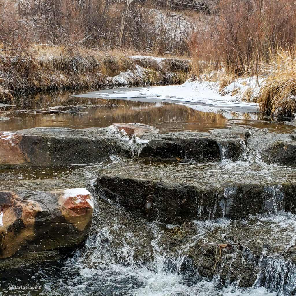 Willow Creek in Centennial, Colorado