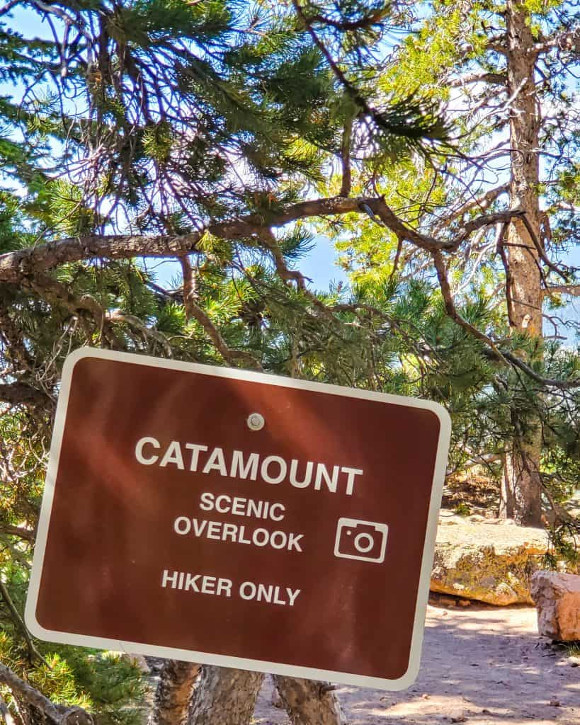 Hiking in Colorado's State Parks, Staunton State Park, Bear Paw Trail