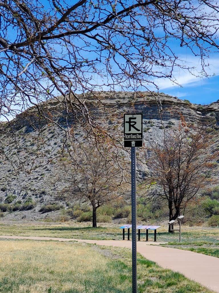 Hiking in Colorado State Parks, Pueblo Lake State Park, Pueblo Reservoir Trail