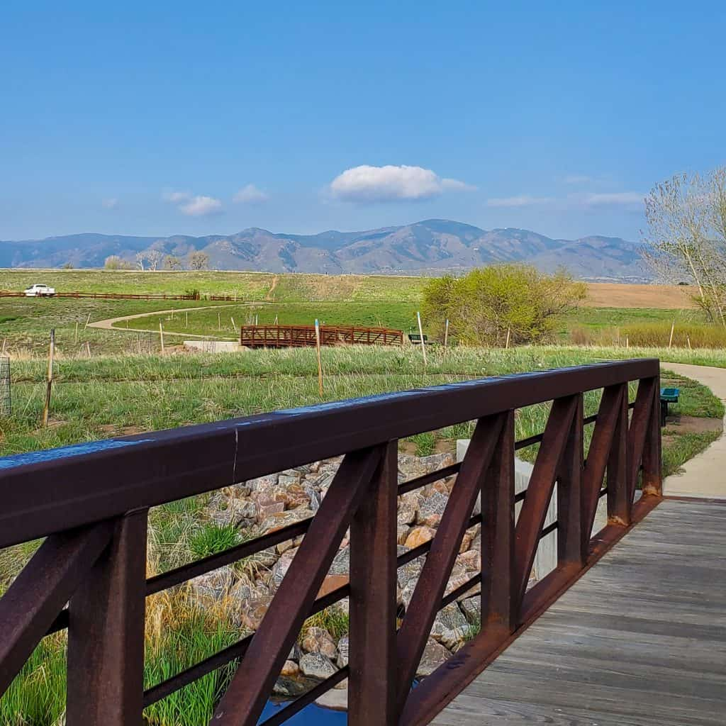 Hiking in Colorado's State Parks, Chatfield State Park