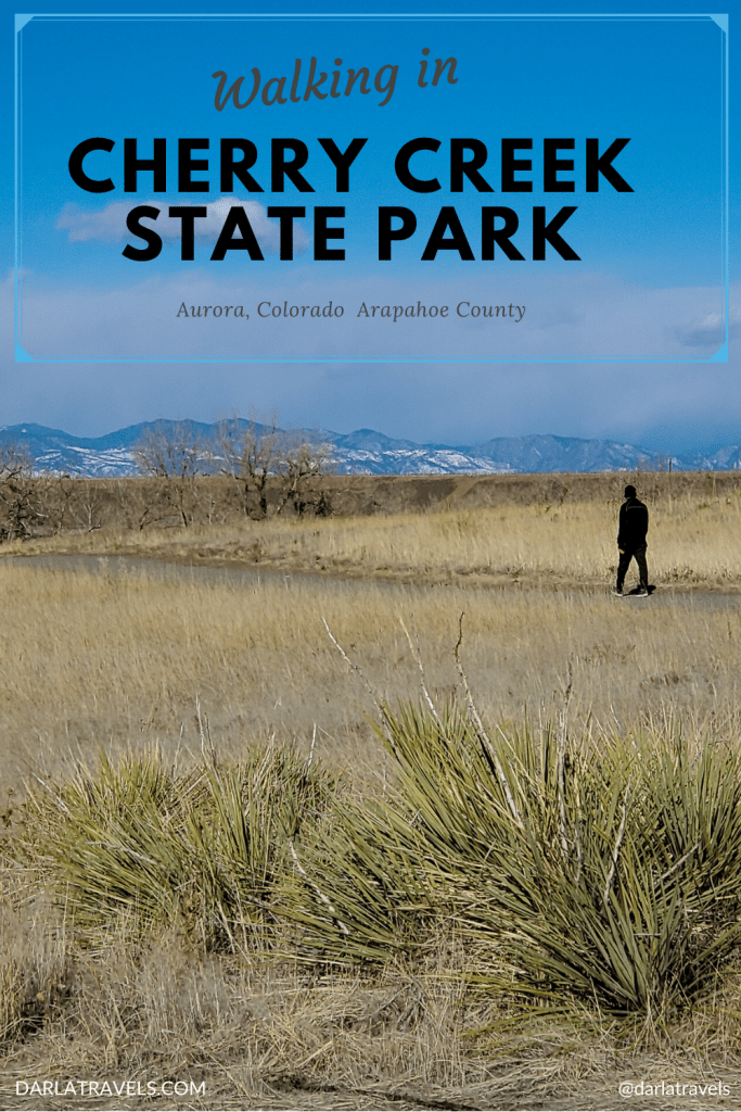 pinnable image for Cherry Creek State Park