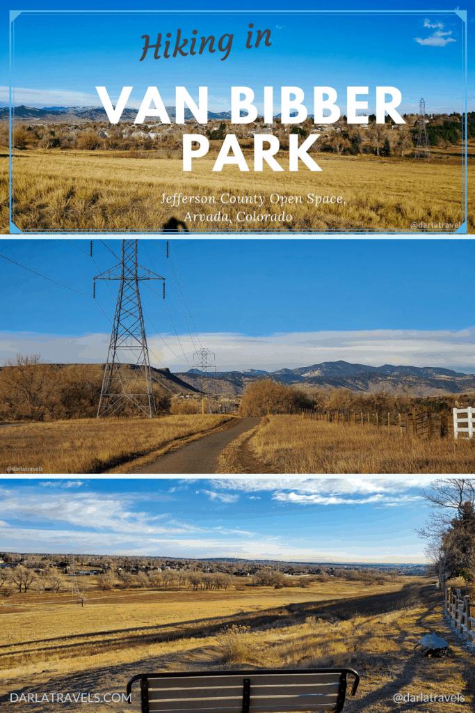 Pinterest sized image for Van Bibber Park